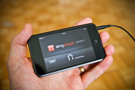 SlingPlayer Mobile for iPhone goes 3G