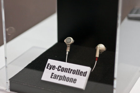The headphones you control with your eyes