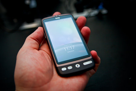 HTC Desire hands on