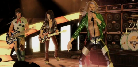 Guitar Hero: Van Halen arrives in Europe