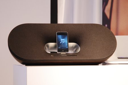 Philips Fidelio DS9000 iPod dock