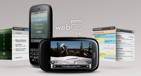 Palm webOS 1.4 hits Sprint, O2 and Movistar