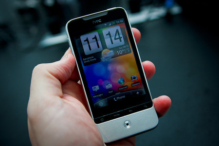 Vodafone price HTC Legend