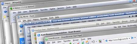 Wild Wild Web - the browser ballot's lesser-known options