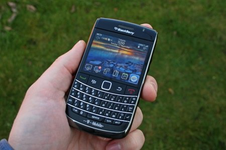 BlackBerry owners work longer hours