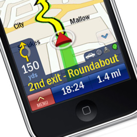 CoPilot updates iPhone app