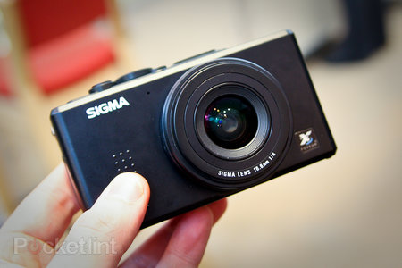 Sigma DP1x hands-on