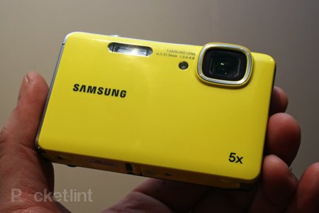 Samsung WP10 camera hands-on