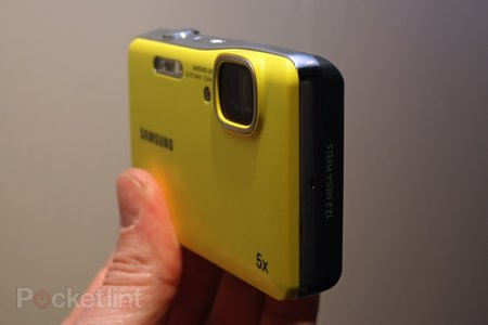 Samsung WP10 camera hands-on - photo 4
