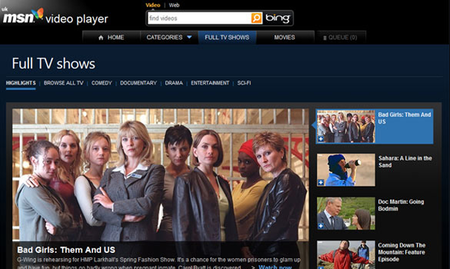 Microsoft to launch iPlayer rival