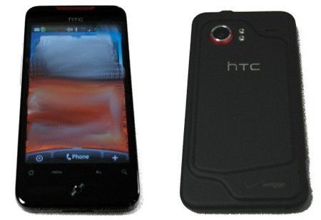 More HTC Incredible details emerge