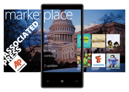 No multitasking or memory cards for Windows Phone 7 Series