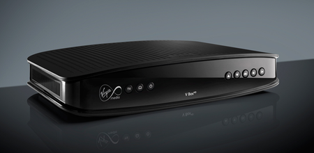 Virgin Media announces V HD box