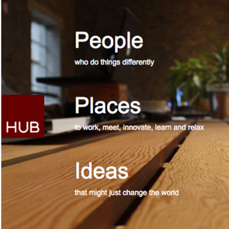 WEBSITE OF THE DAY – The Hub