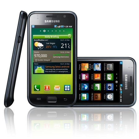 Samsung Galaxy S monster Android phone lands