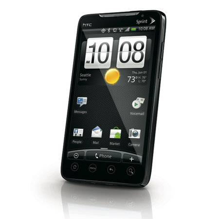 HTC Evo brings 4G Android to Sprint