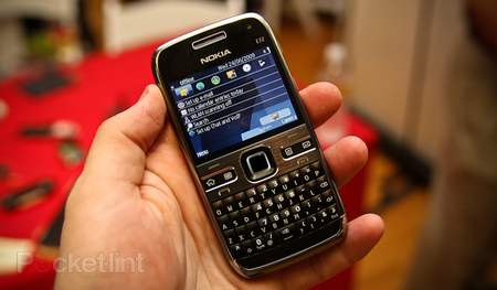 Nokia E72 coming to 3 network