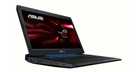Asus unveils G73 gaming laptop