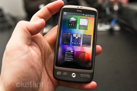 T-Mobile HTC Desire goes on sale
