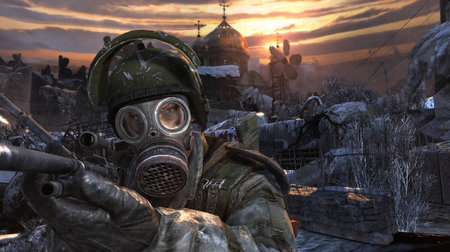 Win one of three copies of Metro 2033 on the Xbox 360