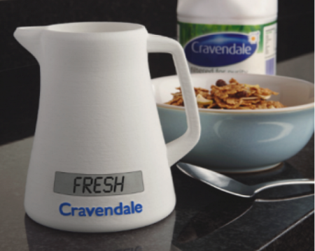 "Cravendale teases with ""Magic Milk Jug"" that tells you when your milk's gone sour"