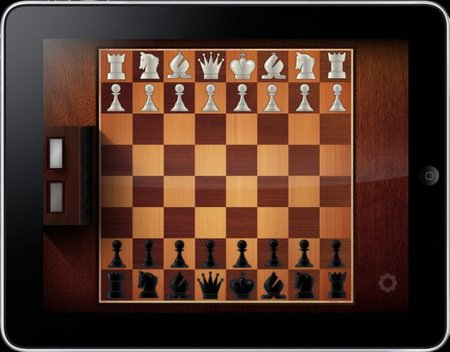 Game Table for iPad: another reason to want one