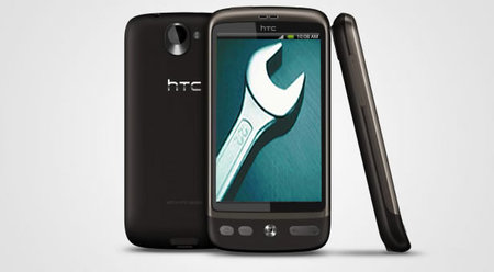 HTC Desire gets first firmware update