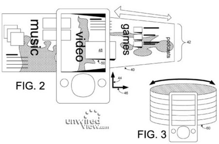 Microsoft moves to patent Windows Phone 7 Series panoramic view