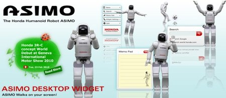 A Honda ASIMO of your very own!