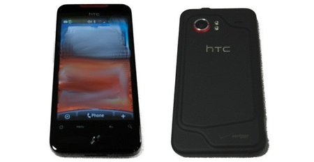 Verizon gives HTC Incredible the nod on Twitter