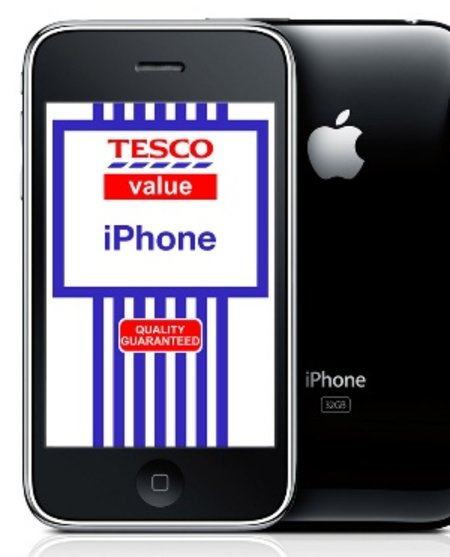 Tesco updates iPhone tariffs
