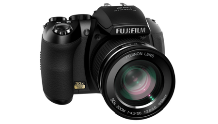 Fujifilm HS10 priced in the UK