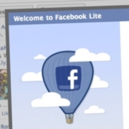 Facebook closes Lite site