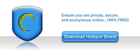ESSENTIALS: Software to improve your life - AnchorFree Hotspot Shield