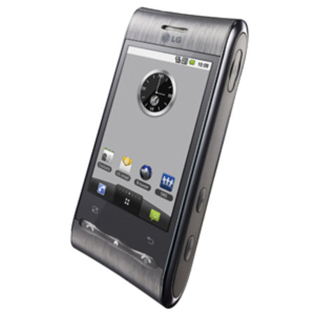Android made easy with the LG Optimus