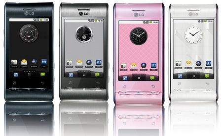 Android made easy with the LG Optimus - photo 2
