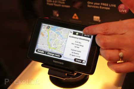 VIDEO: TomTom Go Live 1000 hands-on