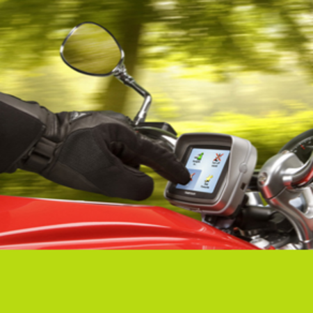 "TomTom launches ""Urban Rider"" GPS for bikers"