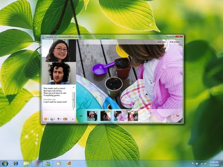 Windows Live Messenger Wave 4 splashes down