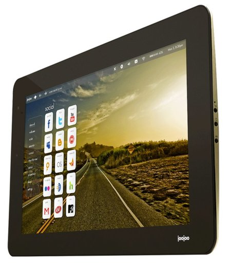 JooJoo tablet arrives in Europe