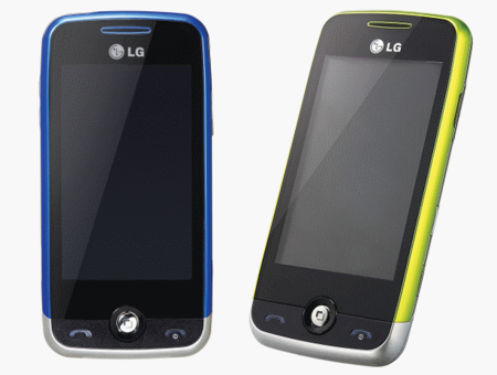 LG launches Cookie Fresh GS290