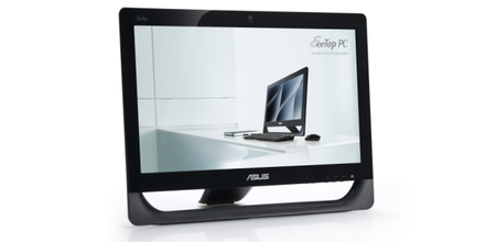Asus reveals all-in-one Eee Top PC ET2010