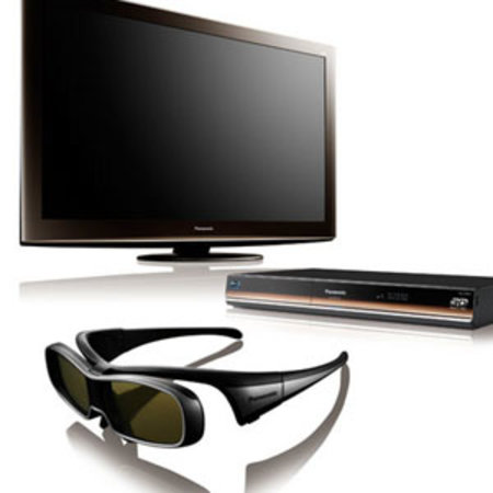 Samsung and Panasonic 3DTV glasses compatible - kind-of