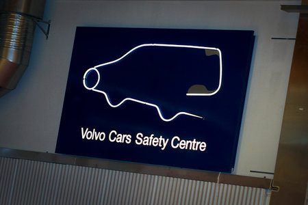 A day in the life of a crash test dummy at the Volvo Car Safety Centre