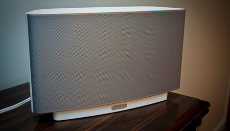 Sonos patch lets you use S5 as a stereo pair