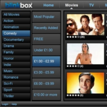 Blinkbox offers optimised PS3 service