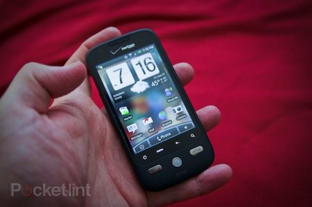 HTC Droid Eris gets Android 2.1 update, is HTC Hero next?