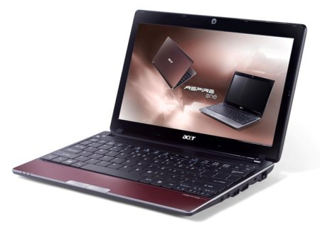 Acer Aspire One 521 and 721 bring HD power to netbooks