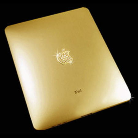 Solid gold iPad - a snip at £130,000 - photo 1