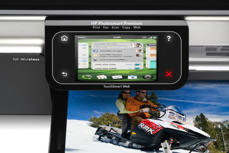 HP: webOS coming to slates and printers